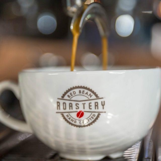 Barista Espresso Machine Red Bean Roastery